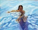 Obras de arte: Europa : España : Madrid : Madrid_ciudad : El Baño de la nena