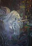 Obras de arte: Europa : España : Madrid : Madrid_ciudad : El lamento del unicornio