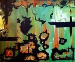 Obras de arte: America : México : Nuevo_Leon : Monterrey : Verde