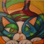Obras de arte: America : México : Mexico_Distrito-Federal : Coyoacan : CaT
