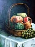 Obras de arte: Europa : España : Madrid : Las_Rozas : Cesta de frutas