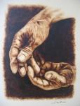 <a href='http://www.artistasdelatierra.com/obra/91829-Manos.html'>Manos &raquo; José Luis San Román<br />+ Más información</a>