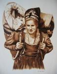 Obras de arte: Europa : España : Cantabria : Santander : Pasiega Yera