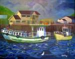 Obras de arte: America : Chile : Los_Lagos : puerto_montt : Marina 2