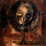 Obras de arte: America : México : Mexico_Distrito-Federal : Centro : Retrato de Satanás Num I