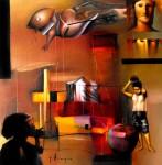 Obras de arte: America : México : Mexico_Distrito-Federal : Xochimilco : acto #3