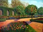 Obras de arte: Europa : España : Andalucía_Málaga : Málaga_ciudad : Jardines de Puerta Oscura