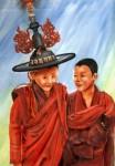 Obras de arte: Asia : Bhután : Thimphu : chang : Perfect smile