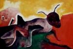 Obras de arte: America : México : Mexico_Distrito-Federal : Tlalpan : Grillo