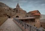 Obras de arte: Asia : Georgia : Shida_Kartli : Tbilisi : Monasterio David Gareja