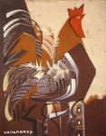 Obras de arte: America : Cuba : Las_Tunas : Tunas_ciudad : Gallo II