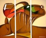 Obras de arte: America : Cuba : Las_Tunas : Tunas_ciudad : Triptico