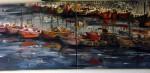 Obras de arte: America : Chile : Region_Metropolitana-Santiago : Las_Condes : puerto