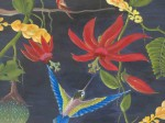 Obras de arte: America : Perú : Amazonas-Peru : Comunidad_de_Puerto_Miguel-_Yarapa : Flora de la Amazonia- Edward LLerena