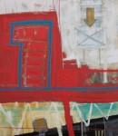 Obras de arte: America : México : Michoacan_de_Ocampo : Morelia : Gatos en la azotea