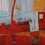 Obras de arte: America : México : Michoacan_de_Ocampo : Morelia : Ventana dorada