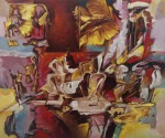 Obras de arte: Europa : España : Catalunya_Girona : Figueres : La apertura del horizonte