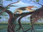 Obras de arte: America : Perú : Amazonas-Peru : Comunidad_de_Puerto_Miguel-_Yarapa : Oso Hormiguero- Marvin Curico