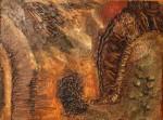 Obras de arte: America : Argentina : Buenos_Aires : Trenque_Lauquen : Ríos de Lava II