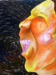 Obras de arte: America : México : Chiapas : Tuxtla : el gritito
