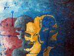 Obras de arte: America : México : Chiapas : Tuxtla : gritos