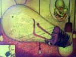 Obras de arte: America : México : Chiapas : Tuxtla : focos