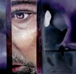 Obras de arte: America : México : Jalisco : zapopan : primer estudio para > medusa (Thom Yorke)