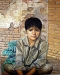 Obras de arte: Europa : España : Andalucía_Sevilla : Pilas : Lágrimas de inocencia