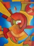 Obras de arte: America : Argentina : Buenos_Aires : Tandil : Madre e hijo
