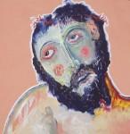 Obras de arte: Europa : Francia : Nord-Pas-de-Calais : LONGUENESSE : Christ gisant 2 ( d'après Grégorio Fernandez )