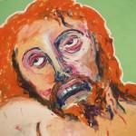 Obras de arte: Europa : Francia : Nord-Pas-de-Calais : LONGUENESSE : Christ gisant 6 ( d'après Grégorio Fernandez )