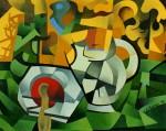 Obras de arte: America : México : Mexico_Distrito-Federal : Tlalpan : Sopa y Jarra