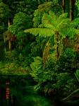 Obras de arte: America : Costa_Rica : San_Jose : SanPedro : elecho a la orilla de laguna