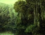 Obras de arte: America : Costa_Rica : San_Jose : SanPedro : laguna :pozo verde