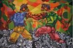 Obras de arte: Europa : España : Canarias_Las_Palmas : Las_Palmas_de_Gran_Canaria : El osario de los narcisos