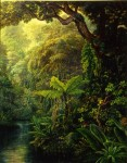Obras de arte: America : Costa_Rica : San_Jose : SanPedro :  DE LA SERIE POZO VERDE