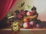 Obras de arte: Europa : Bielorrusia : Vitsyebsk : Artistas : Still Life with fruit.