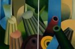 Obras de arte: America : México : Mexico_Distrito-Federal : Tlalpan : Zona Residencial