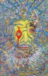 Obras de arte: America : Perú : Lima : chosica : la morenada