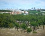 Obras de arte: Europa : España : Madrid : Miraflores_de_la_Sierra : MADRID DESDE LA CASA DE CAMPO