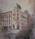 Obras de arte: Europa : España : Andalucía_Granada : Granada_ciudad : Hotel Victoria