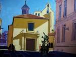 Obras de arte: Europa : España : Castilla_y_León_Burgos : Miranda_de_Ebro : Capilla de La Soledad (Palencia)
