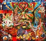 Obras de arte: America : México : Sonora : hermosillo : raices