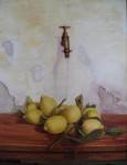 Obras de arte: Europa : España : Catalunya_Barcelona : Barcelona : Grifo y limones