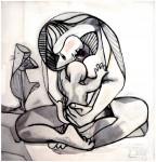 Obras de arte: America : Chile : Region_Metropolitana-Santiago : providencia : Maternidad