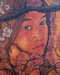 Obras de arte: Europa : España : Andalucía_Sevilla : Alcala_de_guadaira : Joven vietnamita