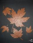 Obras de arte: Europa : España : Catalunya_Tarragona : Reus : Las hojas muertas