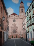 Obras de arte: Europa : España : Catalunya_Tarragona : Reus : Iglesia de Les Borges