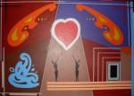 Obras de arte: Europa : España : Catalunya_Tarragona : Reus : A la luz del corazón