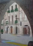 Obras de arte: Europa : España : Catalunya_Tarragona : Reus : Plaza Constitución (Les Borges)